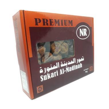 harga Al Madina Kurma Sukari Almadina Premium [1 kg] Blibli.com