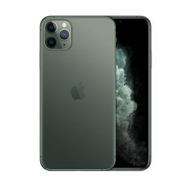 Apple iPhone 11 Pro Max Smartphone [64 GB/ Garansi Resmi]