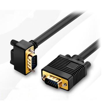 10Ft VGA 9 Pin Male to Male Monitor Projector Adapter Cable Wire for PC Laptop