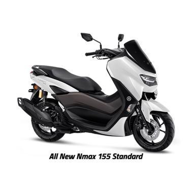 Yamaha All New Nmax 155 Standard Version Sepeda Motor [VIN 2020- OTR Jawa Barat]