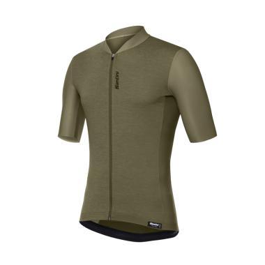 harga SANTINI 365 S/S Jersey Classe Verde Militare Pakaian Sepeda Pria [SP94075RCLASS] Blibli.com