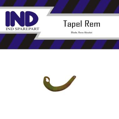harga IND Onderdil Tapal Standar Tengah Kuda Rem Blade Revo Absolute KUNING Blibli.com