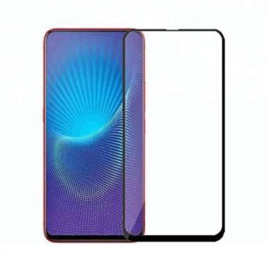 harga Violet Tempered Glass Screen Protector for Vivo V15 Pro [5D/ Glossy Full Glue Black] Blibli.com