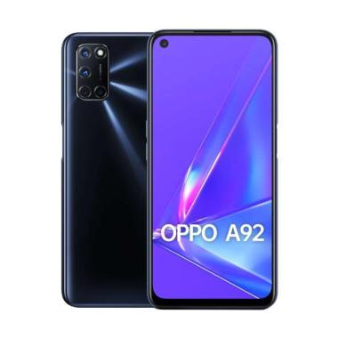 OPPO A92 Smartphone [128 GB/ 8 GB/ C] - Garansi Resmi