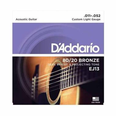 harga D'Addario EJ-13 Senar Gitar Akustik Blibli.com