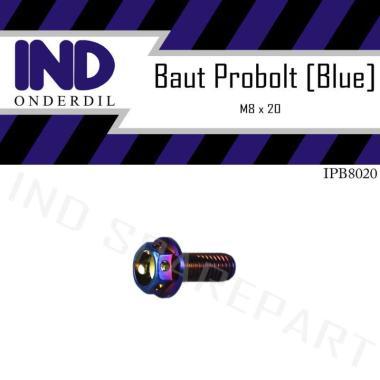 harga IND Onderdil Baut Probolt M8x20-8x20-8x20 Kunci Drat 12 Blibli.com