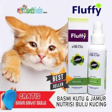 harga Fluffy Obat Kutu Kucing [60 mL] Blibli.com