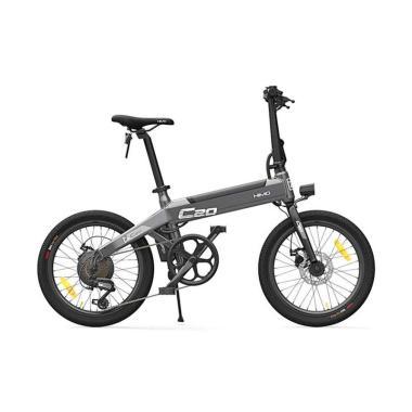 harga Xiaomi HIMO C20 Sepeda Elektrik Smart Moped Bicycle - Black [250 W] Blibli.com