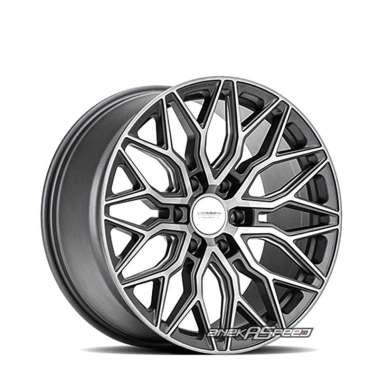 harga Vossen HF6-3 R20x9.5 ET+15 - PCD 6x139.7 Tinted Matte Gunmetal | Velg Mobil ORI Blibli.com