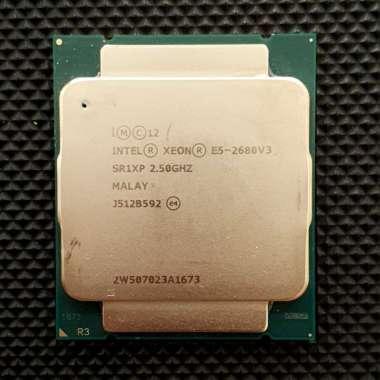 harga Intel Xeon E5 2680 V3 LGA 2011-3 HASWELL 12C 24T Blibli.com