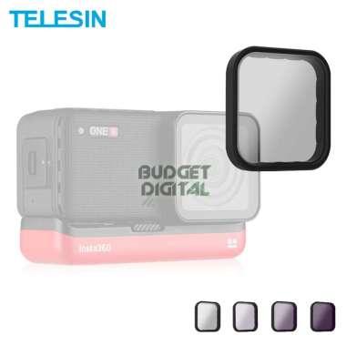 harga TELESIN CPL ND8 ND16 ND32 Lens Filter Kit For Insta360 ONE R 4K Camera Blibli.com