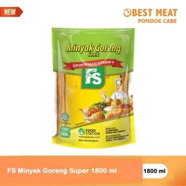 FS Minyak Goreng Super [1800 ml ]