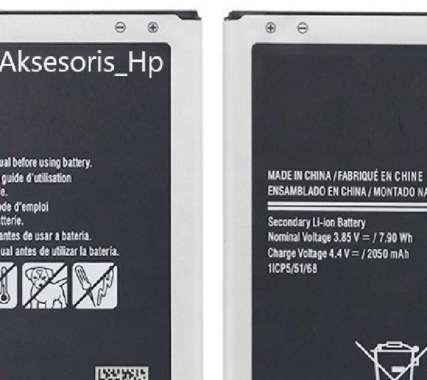 harga Original Baterai EB-BJ120CBE Buat Handphone Samsung Galaxy J1 2016 Blibli.com