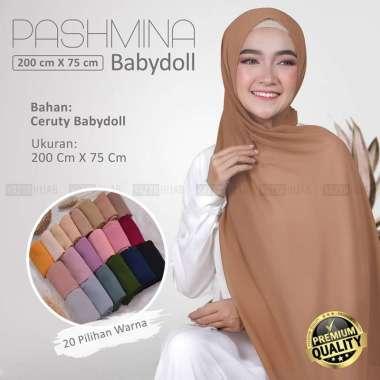 Jilbab Kerudung Pashmina Harga Promo Terbaru 2020 Blibli Com