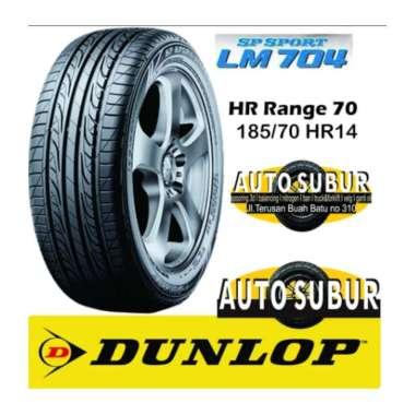 harga Ban Mobil Dunlop 704 185 - 70 R14 Blibli.com