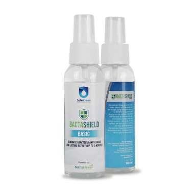 harga Bactashield Anti Virus & Bacterial Basic Coating [100 mL] putih susu Blibli.com