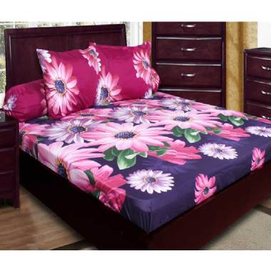 California Gerbera Set Sprei [180x200 cm]