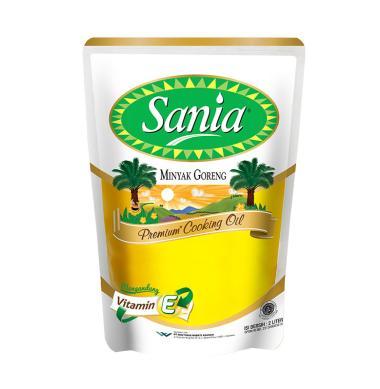 Sania Premium Minyak Goreng Pouch [2000 mL]