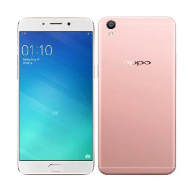 OPPO New A39 Smartphone - Rose Gold [32GB/ 3GB]