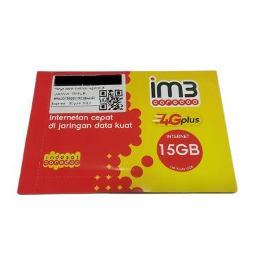 Indosat Internet Kartu Perdana [35 GB]