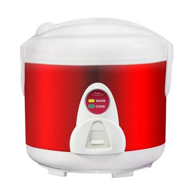 Maspion MRJ 109 MS Rice Cooker - Merah [1.2 L]