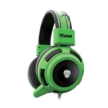 REXUS F-26 Vonix Gaming Headset - Green