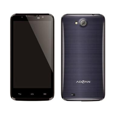 Advan Vandroid S5K Smartphone - Black [4GB/ 1GB]
