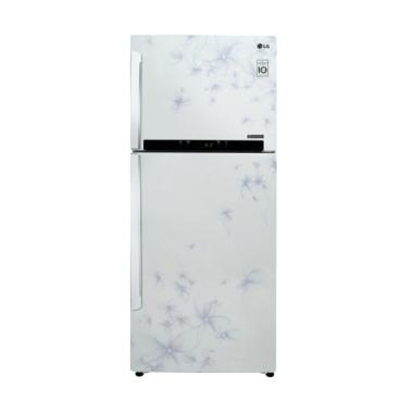 LG GC-M512HPHL 2 Doors Refrigerator Kulkas [425 L]