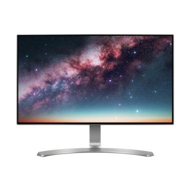 LG LED 24MP88HM-S LED Monitor PC - Silver [23.8 Inch]