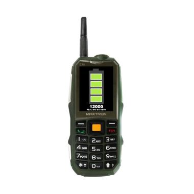 Jual Maxtron C15 New Handphone - Hijau [12000 mAh] Harga Rp 460000. Beli Sekarang dan Dapatkan Diskonnya.