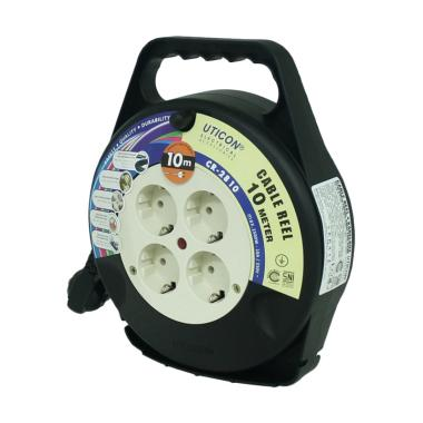 Uticon CR 2810 Kabel Roll atau Kabel Box [10 m]