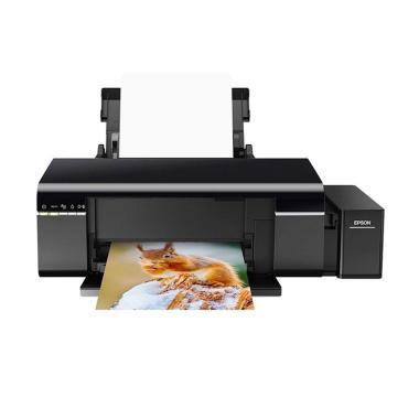 Epson L805 Printer - Hitam [A4/Photo/WiFi]
