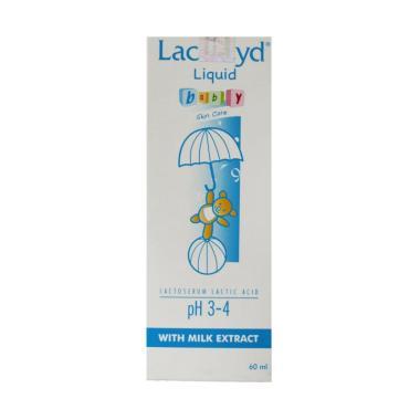 Lactacyd Liquid Baby Skin Care Sabun Bayi [60 ml]