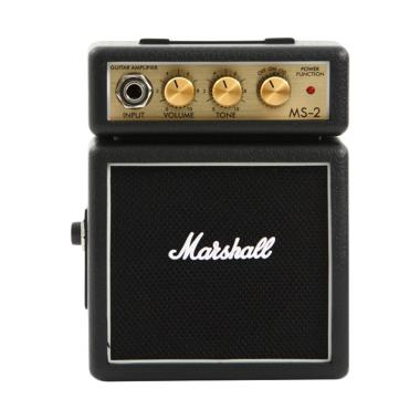Marshall MS2 Mini Guitar Amplifier