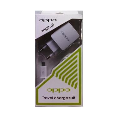 Oppo 2A Putih Travel Charger [100% Original] white