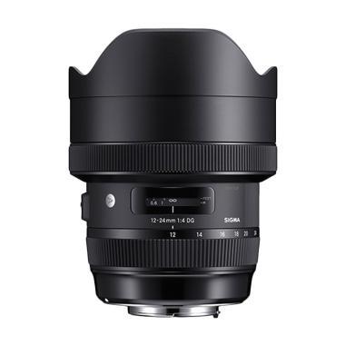 Sigma 12-24mm F4 DG HSM (A) Lensa Kamera For Nikon
