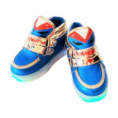 Yan Yu Yan Fendi LED Sepatu - Blue