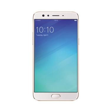 OPPO F3 Plus Smartphone - Gold [64GB/RAM 4GB]