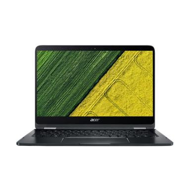Acer Spin 7 SP714-51 Notebook - Black [14 inch/ i7-7Y75/ 8GB/ Win10]