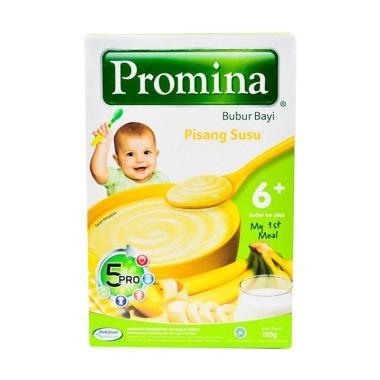 harga Promina Bubur Bayi 6+ Pisang Susu [120 g] Blibli.com