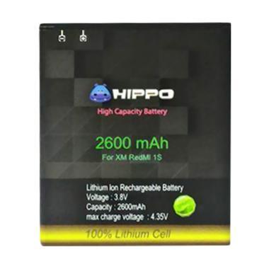 HIPPO Battery for Xiaomi Redmi 1s [2600 mAh]