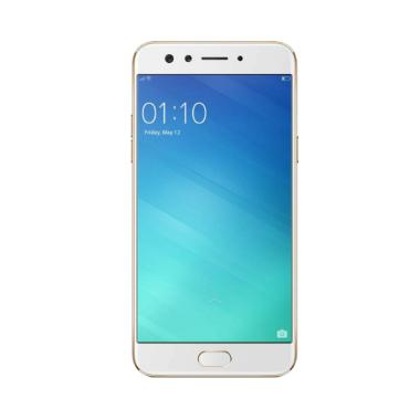 OPPO F3 Plus Smartphone - Gold [64 GB/ 4 GB RAM]