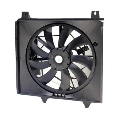 Ori Radiator Cooling Fan for Datsun Go