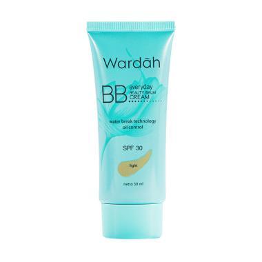 Wardah Everyday BB Cream Light - 30ml