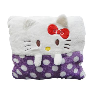 Wonderland Balmut Hello Kitty - Ungu