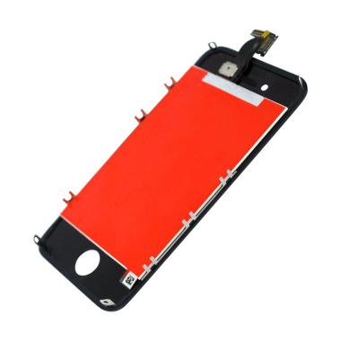 Apple New Original LCD for iPhone 4G - Black
