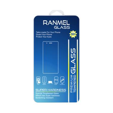 Ranmel Tempered Glass Screen Protec ... O F1S or OPPO A59 - Clear