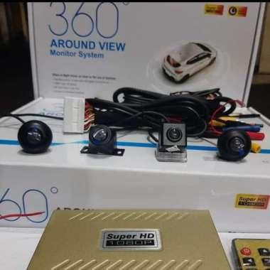 harga 360° Around View Monitor System Mobil - Kamera 360° Mobil Laris Blibli.com