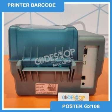 harga PRINTER ETHERNET POSTEK G2108 | POSTEK G 2108 CETAK LABEL BARCODE HITAM Blibli.com