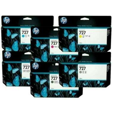 harga Tinta HP 727 PLOTTER Original Cyan Blibli.com